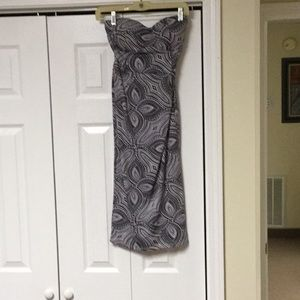 New with tags strapless dress